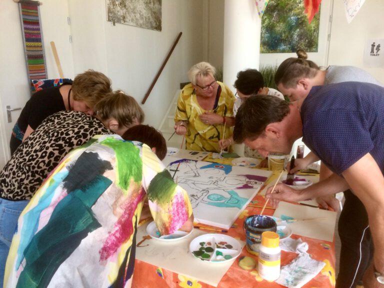 workshop voor groepen 8